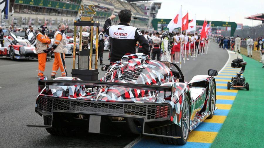 Primeras imágenes del Toyota GR Super Sport
