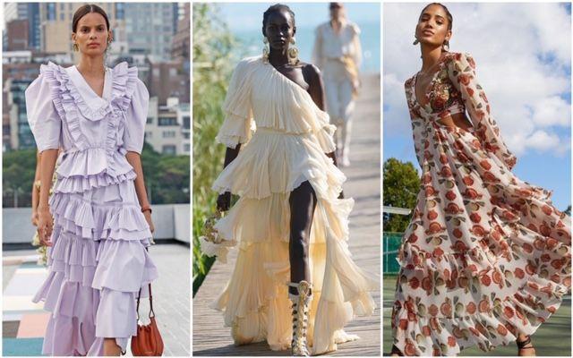 5 tendencias vistas en el New York Fashion Week, que tenés que conocer