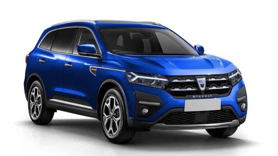 Así sería el nuevo SUV de Dacia-Renault de siete asientos