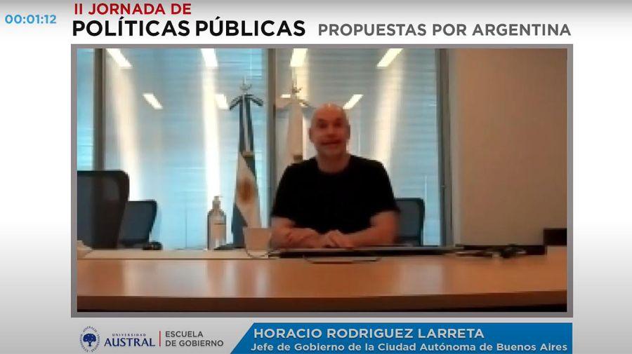 Horacio Rodríguez Larreta 20200923