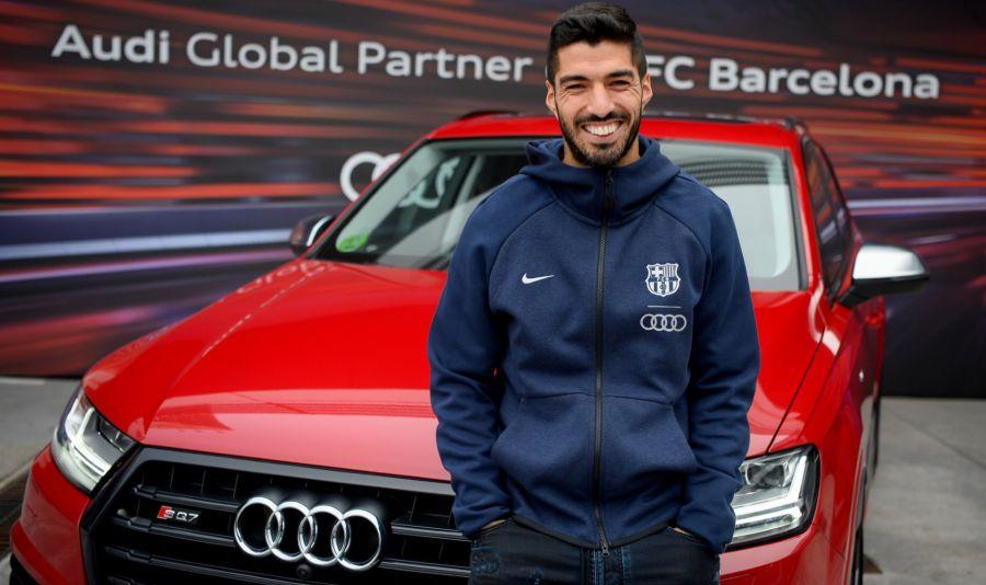 Luis Suárez: de cuidador de autos a coleccionista