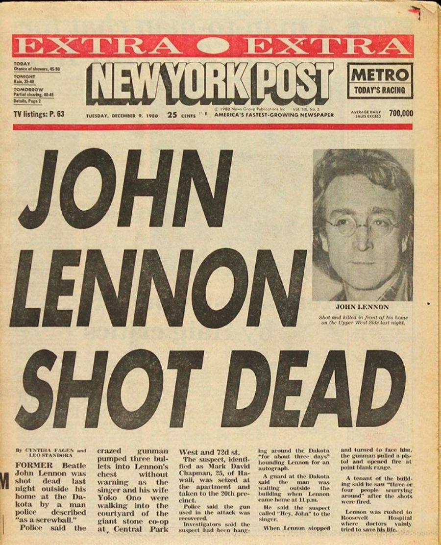 Mark Chapman contó por qué mató a John Lennon