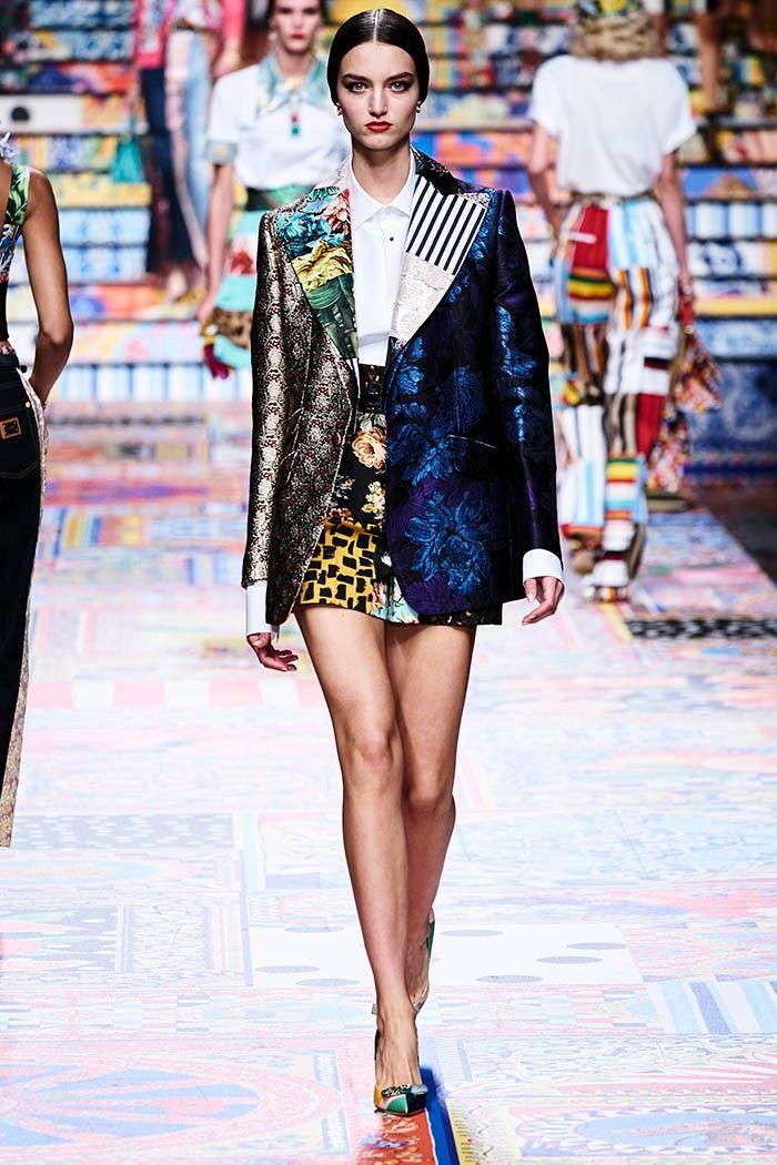 Así fue el desfile de Dolce & Gabbana