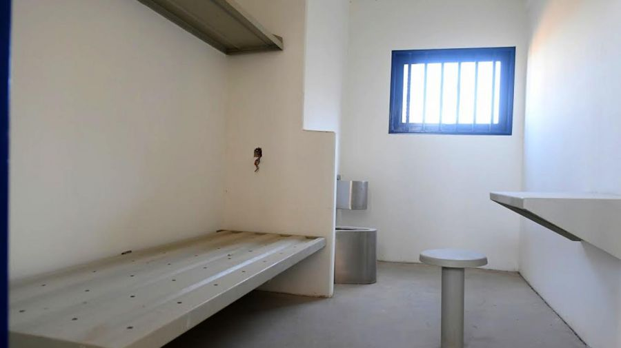 Complejo Penitenciario Federal Agote (Mercedes). 20200925