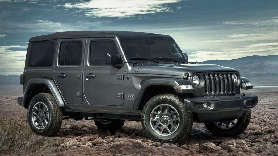 Jeep 80 años