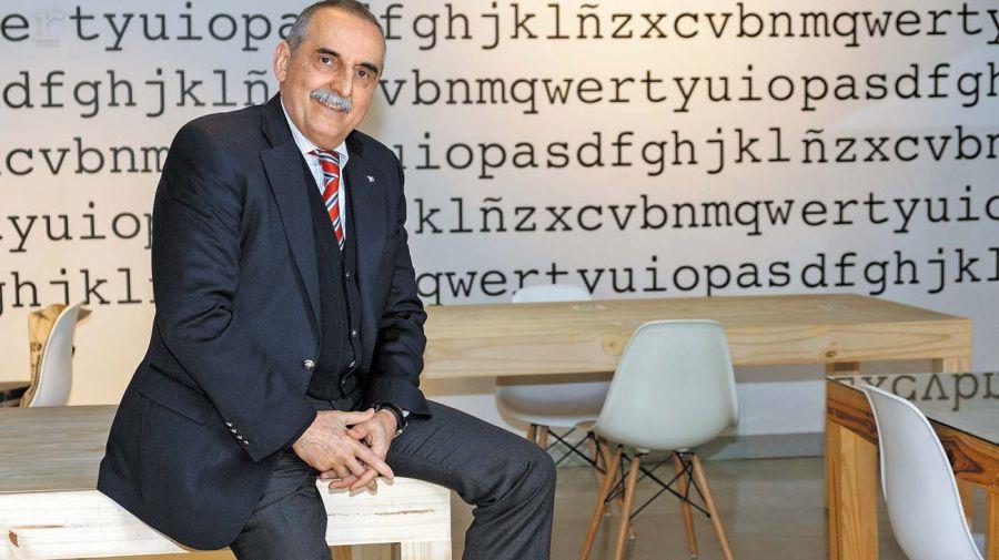 Guillermo Moreno, en la entrevista con Jorge Fontevecchia.