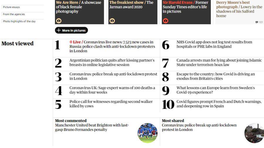 Los lectores de The Guardian convirtieron el caso del diputado Juan Ameri en