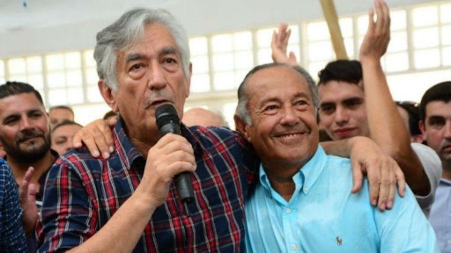 Alberto y Adolfo Rodríguez Saa
