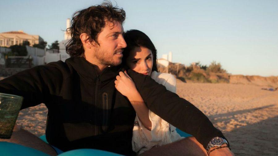 Lali Esposito y Santiago Mocorrea