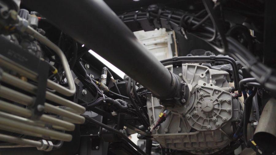 Nuevo Mercedes-Benz Atego 1721 automatizado