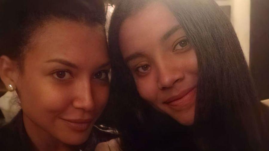 Naya Rivera y Nickayla Rivera