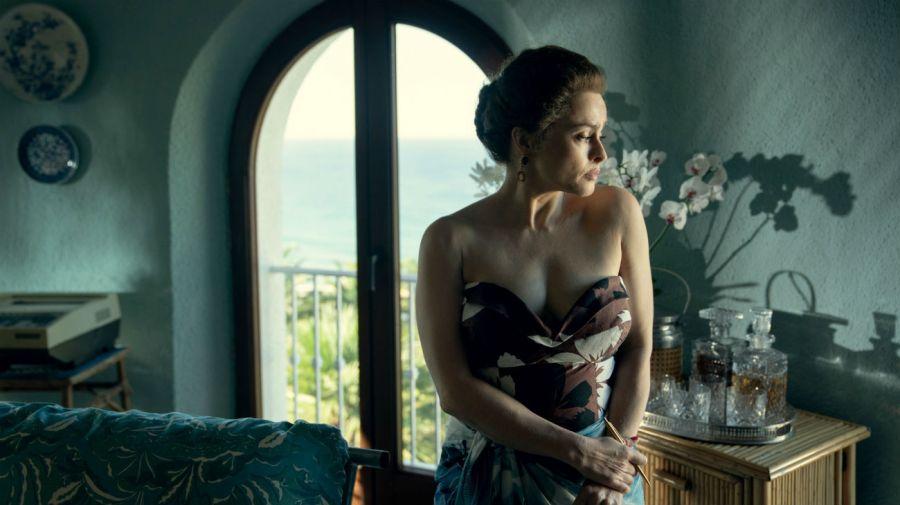 Princesa Margarita (Helena Bonham Carter)