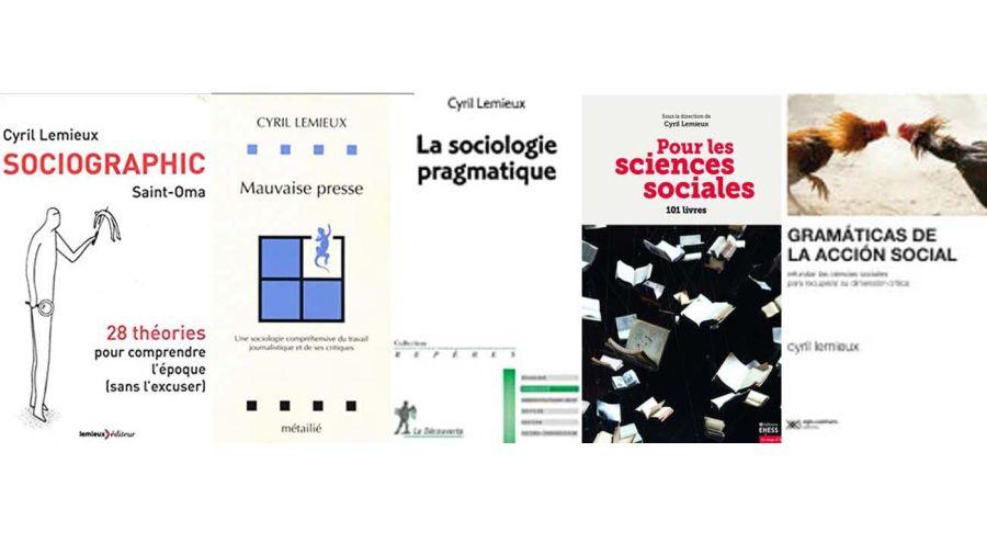 Pragmática: Lemieux considera que la sociología no puede quedarse solo en las teorías.