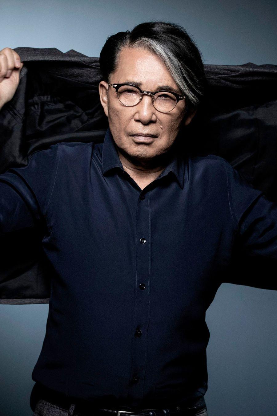 Kenzo Takada falleció por coronavirus a los 81 años