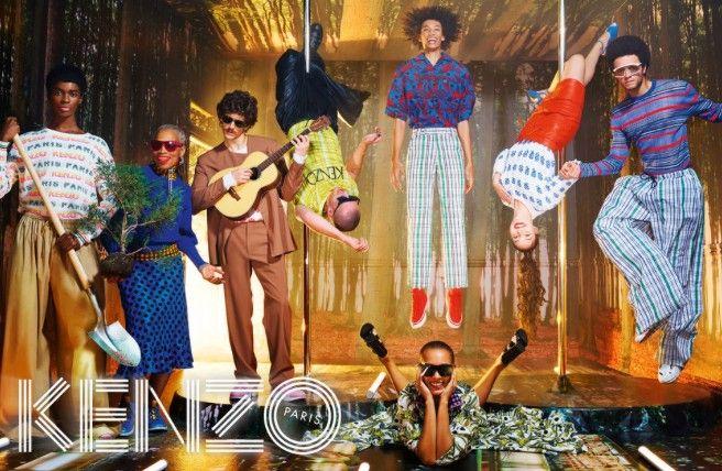 Kenzo se convirtió en icóno de la moda internacional
