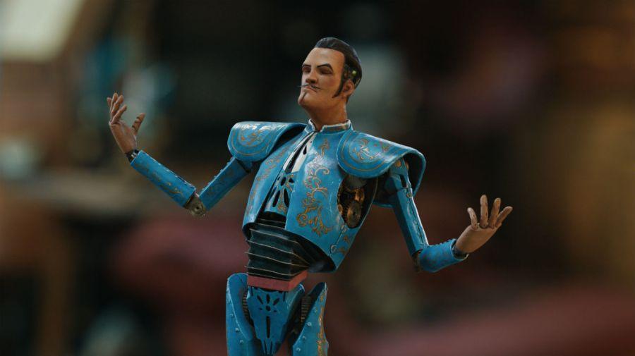 Ricky Martin como Don Juan Diego en Jingle Jangle