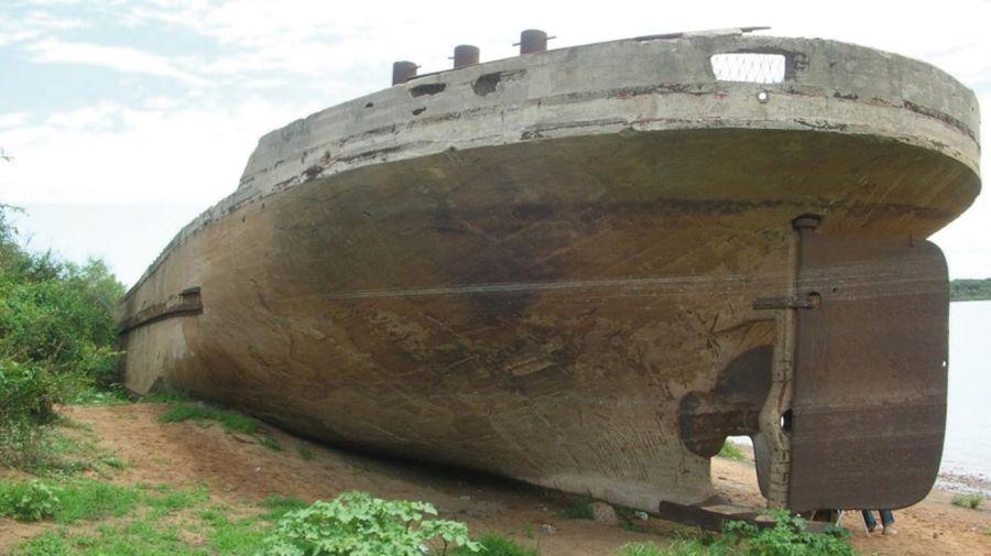 Weekend Qué Son Los Barcos De Cemento Dónde Están Cómo Flotan