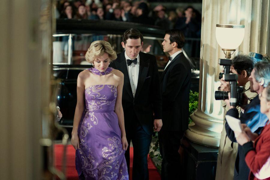 La cuarta temporada de The Crown contará la historia de vida de Diana de Gales