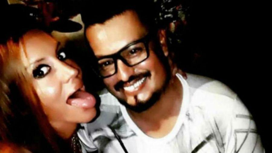 Natacha Jaitt y Raul Velaztiqui Duarte