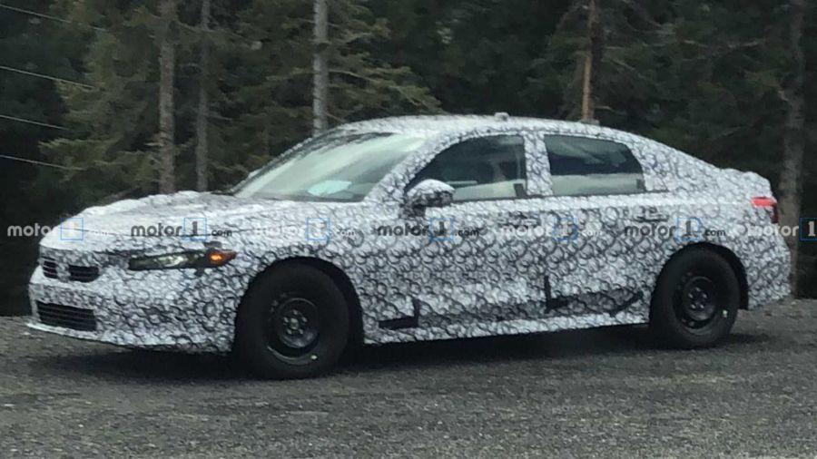 Nueva generación Honda Civic
