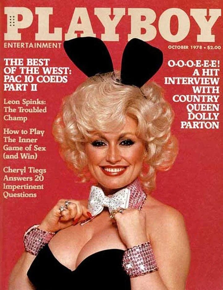A los 75 años, Dolly Parton posará para Playboy