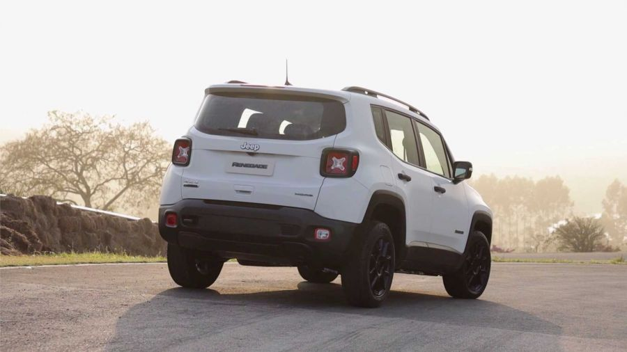 Jeep Renegade Moab