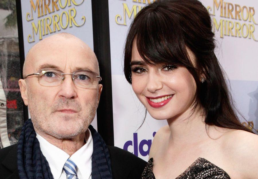 La estrella que además, es hija de Phill Collins