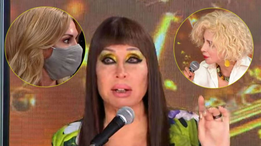 Yanina Latorre Moria y Nacha Guevara