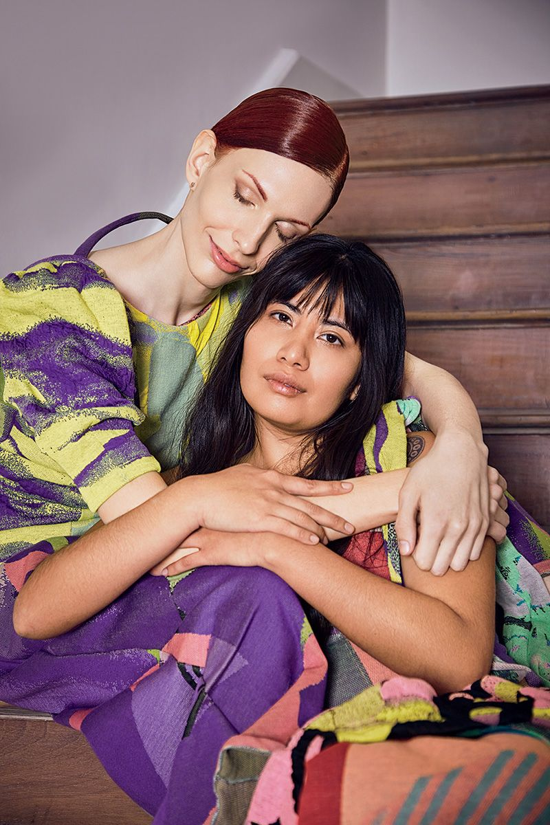 Alma y Leandra