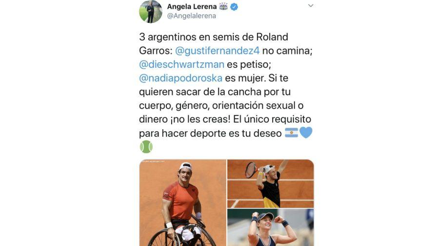 Ángela Lerena 1008