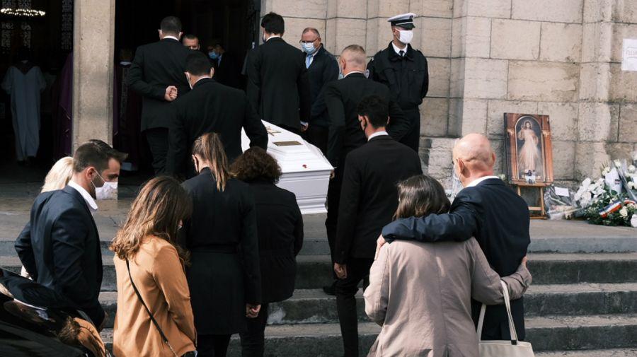 El caso del femicidio de Victorine Dartois conmovió a todo el sudeste francés.