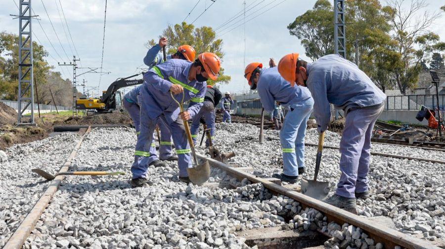 Tren FFCC Roca 20201008