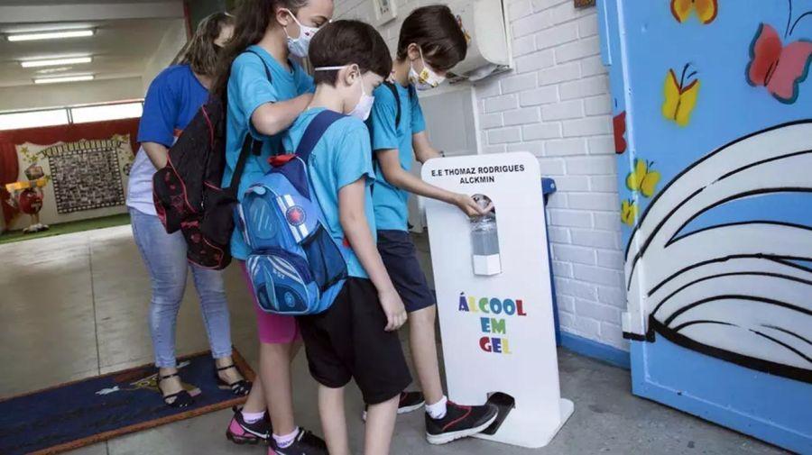 escuela en San Pablo 20201009