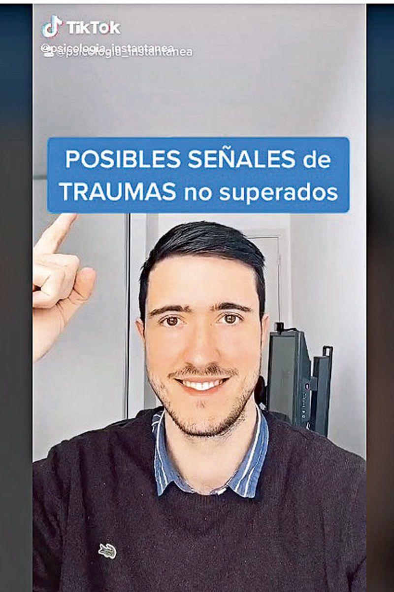 Martín Jardon psicologo tik tok