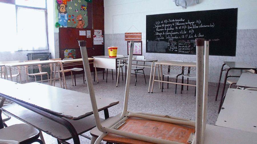 Escuelas vacías