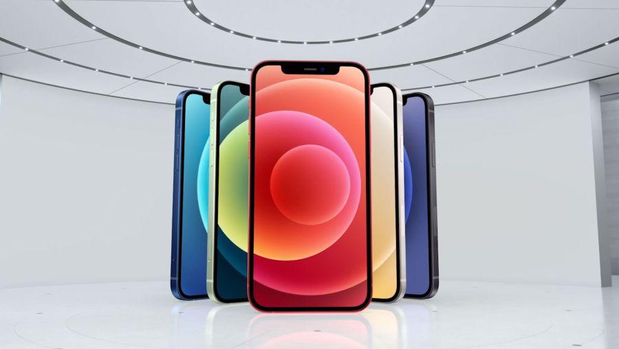Apple lanzó el Iphone 12