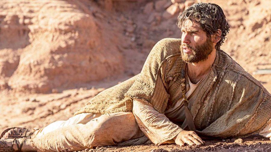 """el actor brasilero DUDU AZEVEDO, TRAS EL exitoso FINAL DE """"JESUS"""""""
