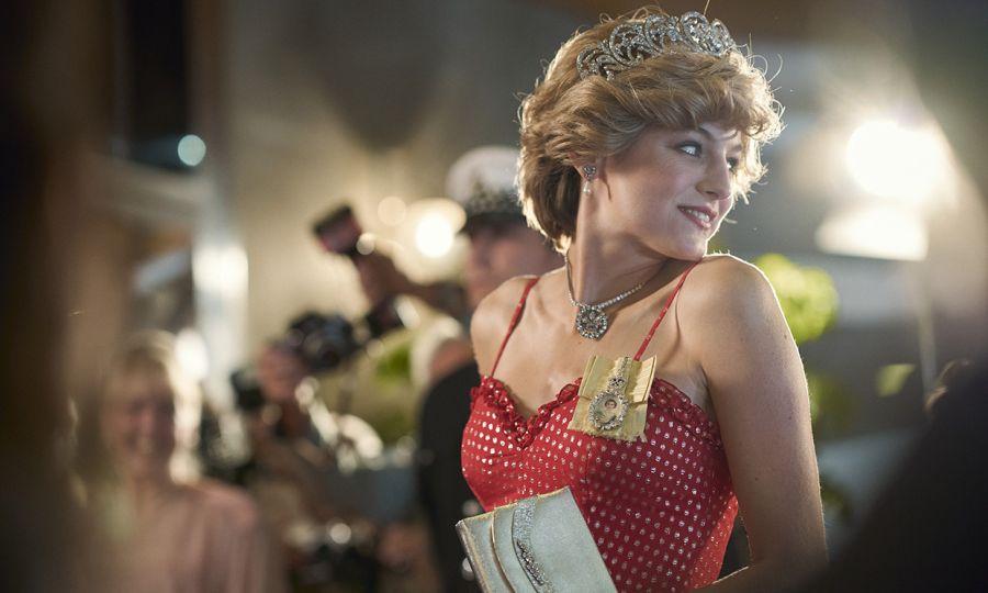 La princesa Diana, protagonista las nuevas imágenes de The Crown