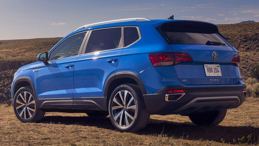 Presentación mundial Volkswagen Taos