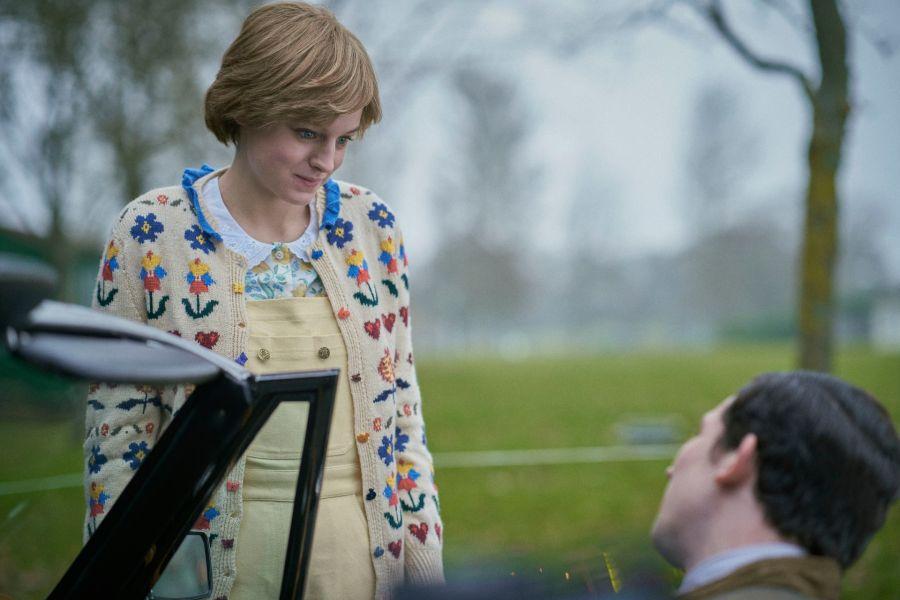 El romance de Diana y Carlos estará presente en la nueva temporada de The Crown