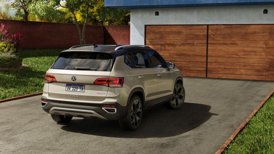 Volkswagen Taos, el SUV que se fabricará en la Argentina
