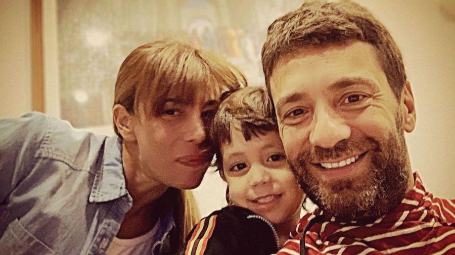 Ximena Capristo, Gustavo Conti y Félix