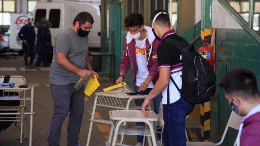 Escuelas Tecnicas Regreso a clases 20201014