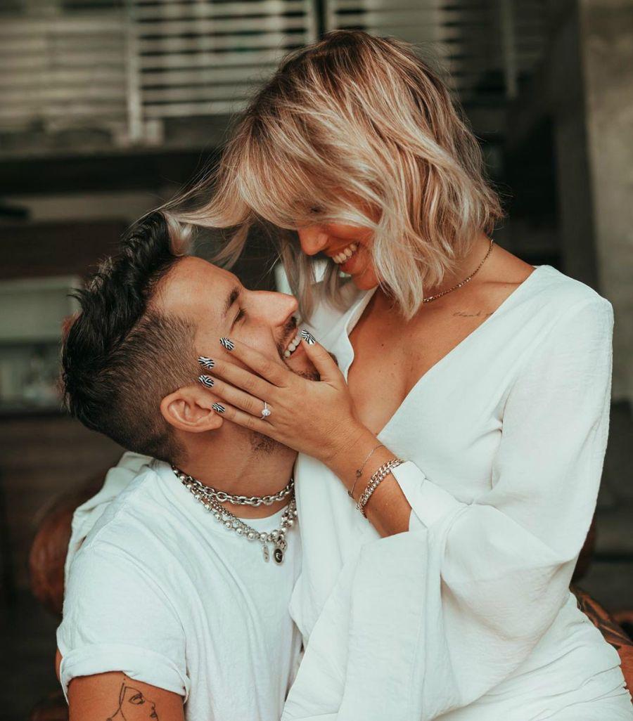 Stefi Roitman prepara su casamiento con Ricky Montaner