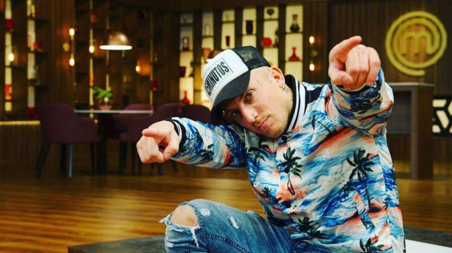 El Polaco en MasterChef Celebrity