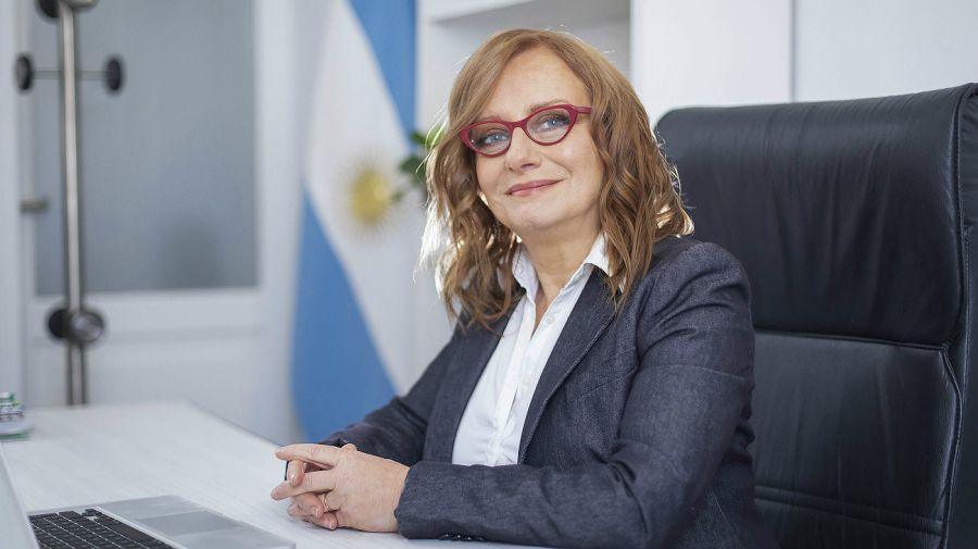 Miriam Lewin, la Defensora del Público de la Nación, creadora de NODIO.