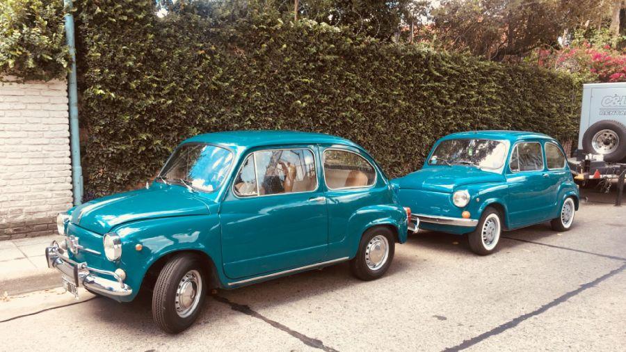Fiat 600 - Mastercard (Fuente: Patser Producciones)