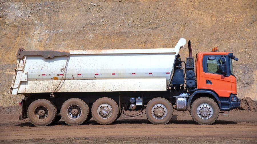 Scania lanza el camión R 620 Heavy Tipper 10x4