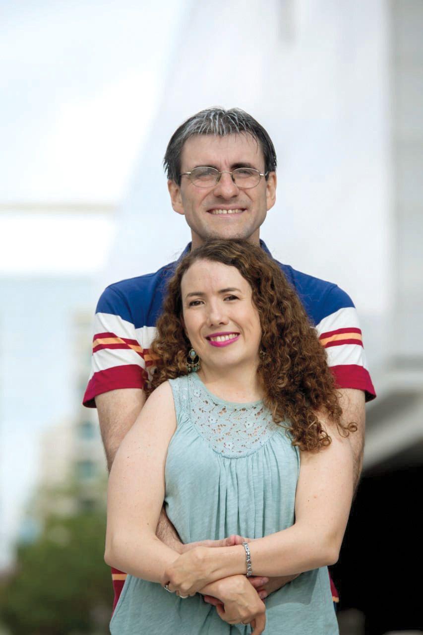 Discapacidad y pareja