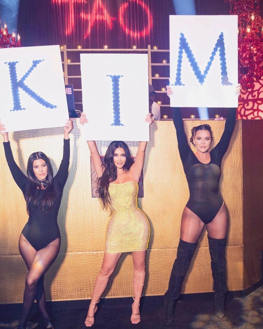 Kim Kardashian cumplió 40 y así fue su glamoroso festejo